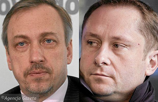 Bogdan Zdrojewski atakowany przez Kamila Durczoka