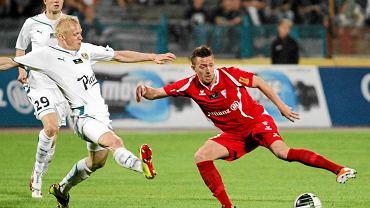 W poprzednim sezonie Śląsk przegrał w Zabrzu z Górnikiem 3:1