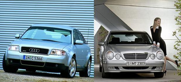 Pojedynek używanych | Audi A6 vs Mercedes E