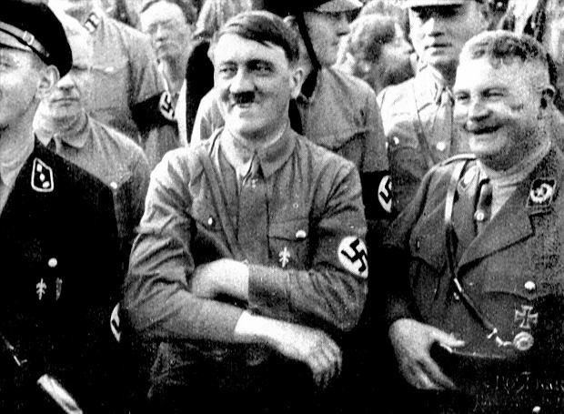 Adolf Hitler i Ernst Röhm