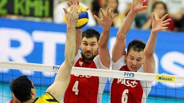 Spodek: Polska - Brazylia 0:3