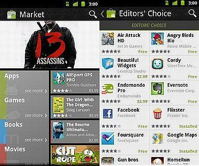 Nowy Android Market