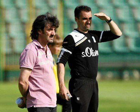 Jose Bakero i Luis Mila
