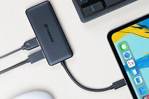 Testujemy hub USB Transcend HUB5C. Małe urządzenie, dzięki któremu znikają wielkie problemy