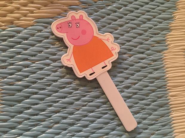 Mama Świnka z teatrzyku kukiełek - idealna do zabawy