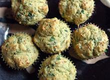 Muffinki cytrynowo-pietruszkowe - ugotuj