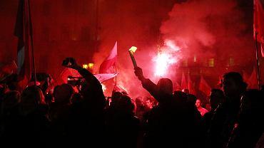 W piątek nacjonaliści przejdą przez centrum Wrocławia. Co zrobi miasto, które nie zakazało tego zgromadzenia?