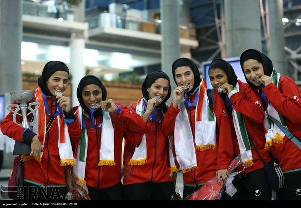 Reprezentacja Iranu w futsalu kobiet