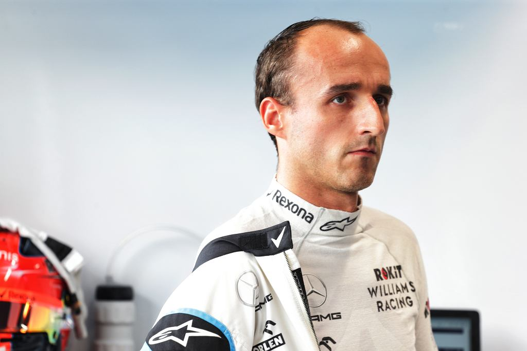 Robert Kubica. jMotor Racing - Formula One World Championship - Singapore Grand Prix - Practice Day - Singapore, Singapore