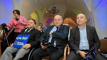 Sławomir Piechota , Jarosław Duda, Jarosław Charłampowicz