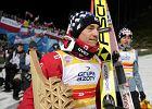 "Skoki narciarskie. ""Król"" Kamil Stoch zaimponował Niemcom"