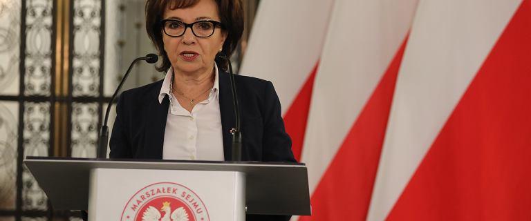 Elżbieta Witek z nową funkcją w PiS. Wyznaczył ją Kaczyński