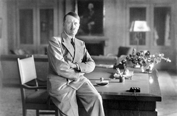 Adolf Hitler, 1936 r.