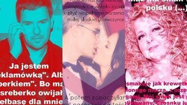 Magda Gessler, Justyna Steczkowska, Tomasz Karolak