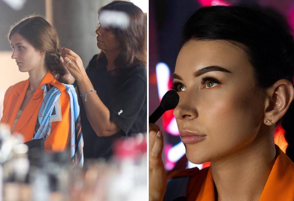 Nowe fryzury i makijaż ukraińskich stewardes