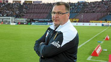 Czesław Michniewicz, trener Pogoni Szczecin