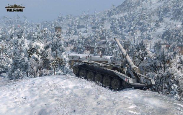 World of Tanks - kadr z gry