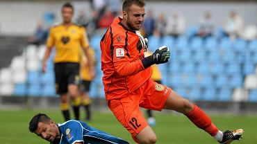 Anton Bucek w akcji