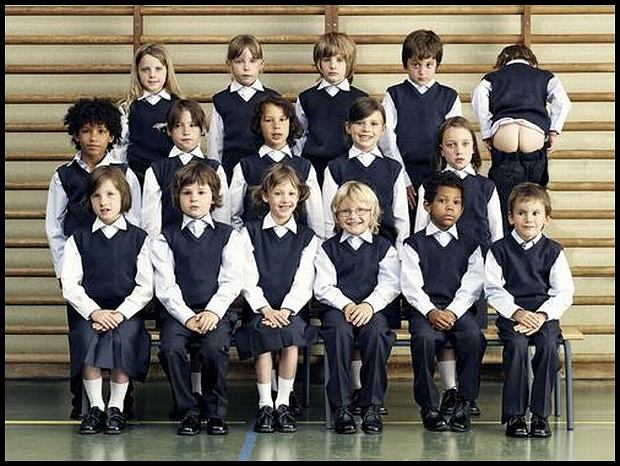 Grzeczne dziewczynki, mili chłopcy i... outsiderzy (www.funnyvooz.com)