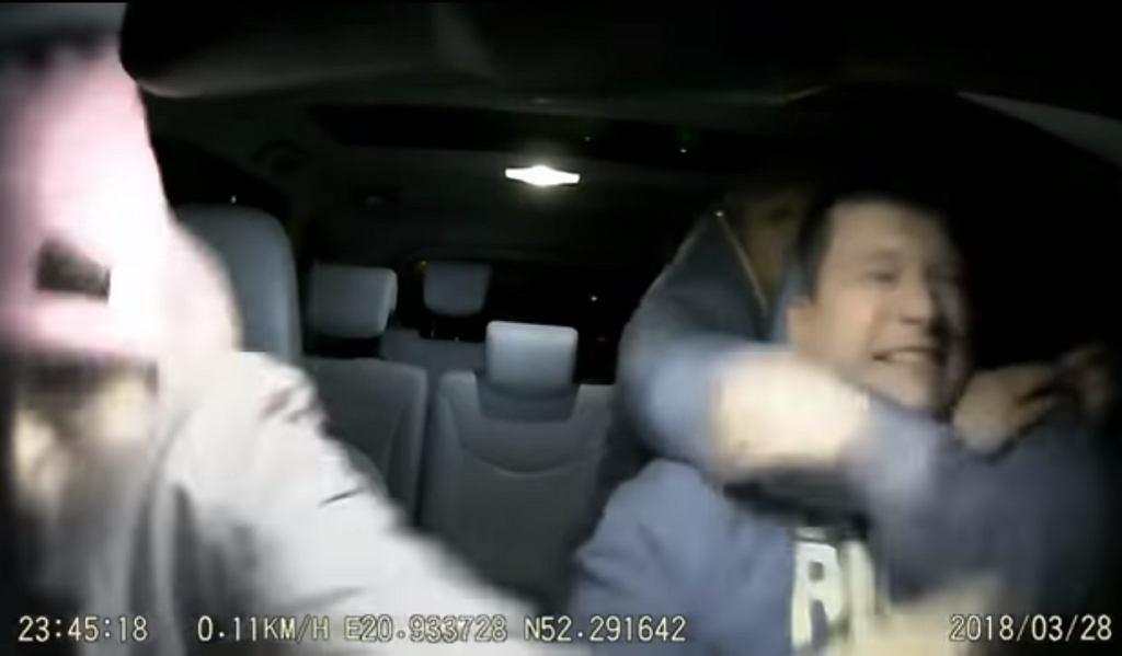 Bielany. Napad na taksówkarza w Warszawie