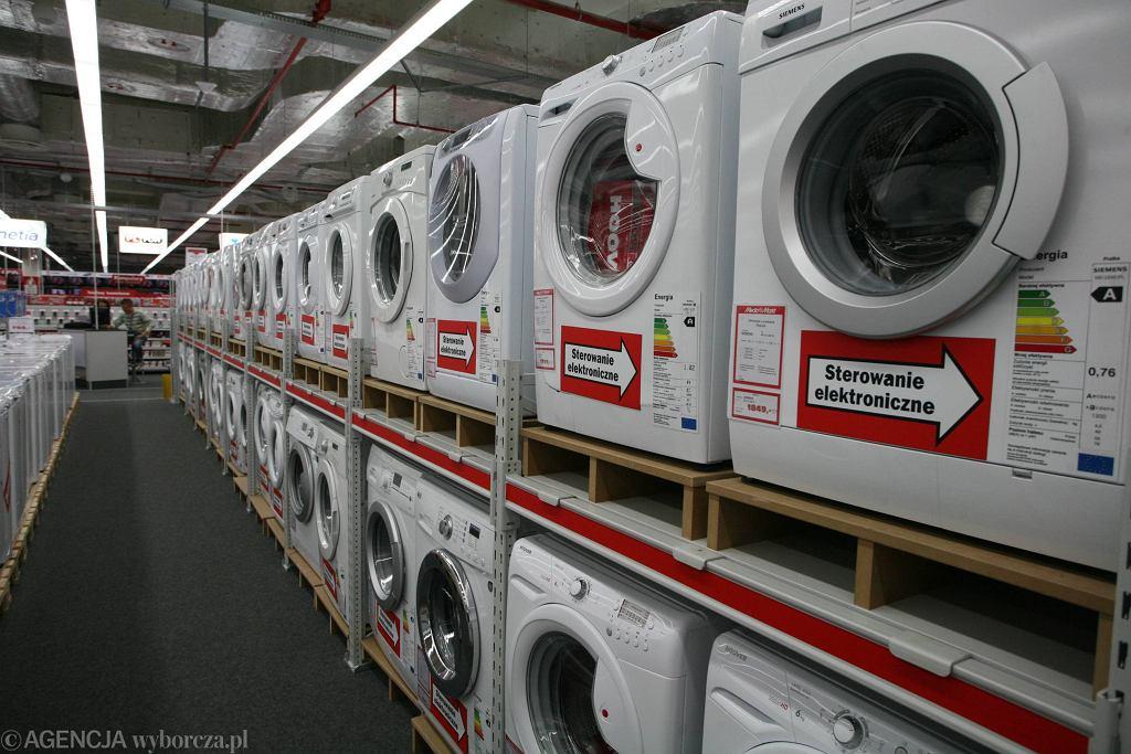 Olsztyńska policja rozwiązała sprawę zaginionej pralki