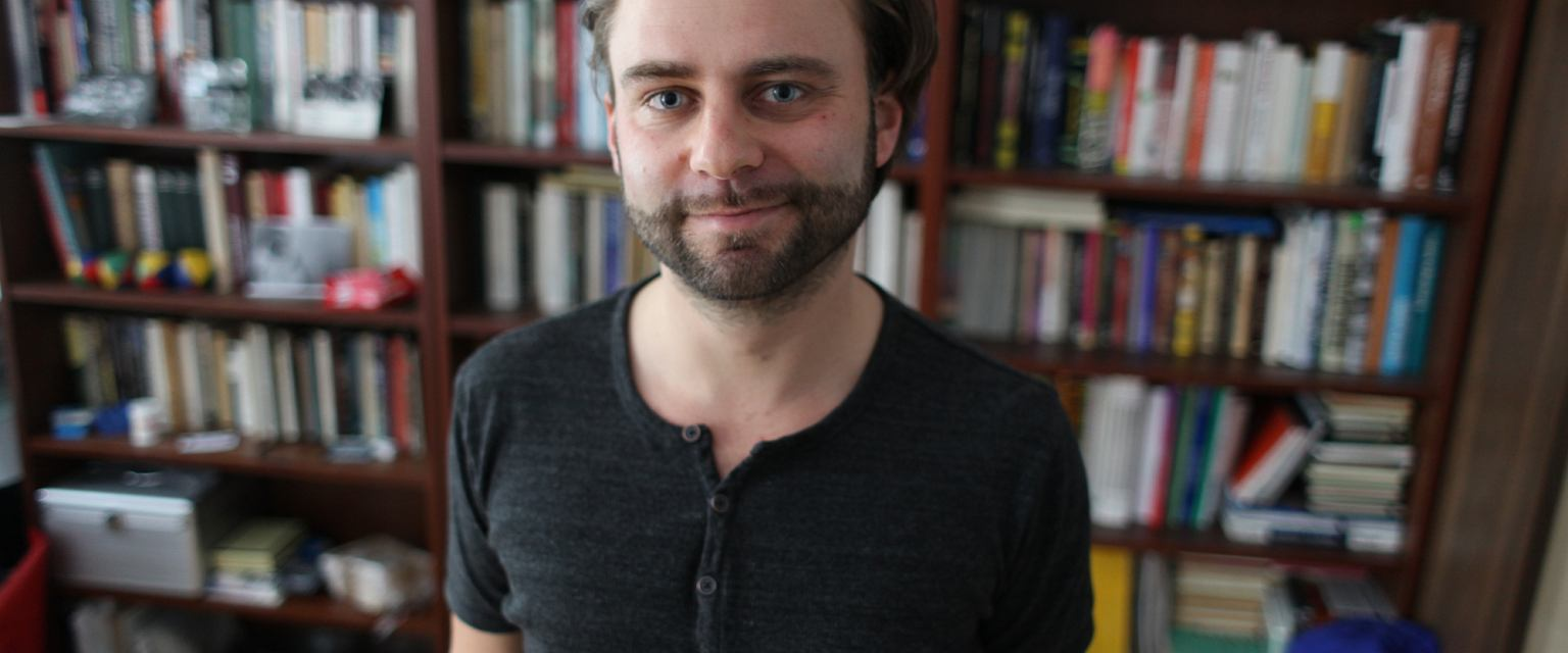 Dr Kacper Pobłocki (fot. Filip Pobłocki)