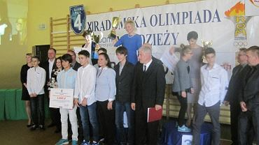 Podsumowanie XI Radomskiej Olimpiady Młodzieży