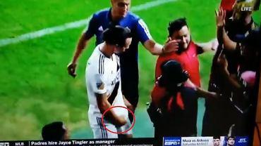 Skandaliczny gest Zlatana Ibrahimovicia