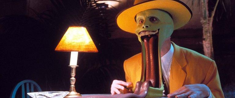 """""""Maska 2"""". Jim Carrey chętnie wróci do kultowej roli. Pod jednym warunkiem"""
