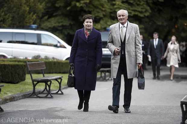 29.09.2013 Gdansk , 70 urodziny Lecha Walesy Nz.prezydent m.st. Warszawy Hanna Gronkiewicz-Waltz  fot. Rafal Malko/Agencja Gazeta