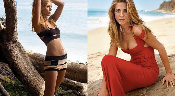 Jennifer Aniston - trening i dieta