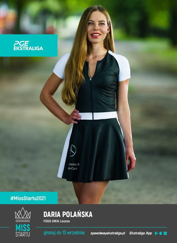 Zdjęcie numer 16 w galerii - Ruszyło głosowanie na Miss Startu PGE Ekstraligi 2021, o tytuł walczy pięć torunianek