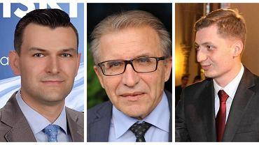 Jacek Baczyński, Andrzej Jaroch i Łukasz Olbert