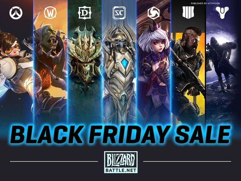 Black Friday Blizzard