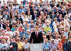 """Premier Mateusz Morawiecki w Stalowej Woli. """"Biało-czerwona flaga nie jest ani lewicowa, ani prawicowa"""" [ZDJĘCIA]"""