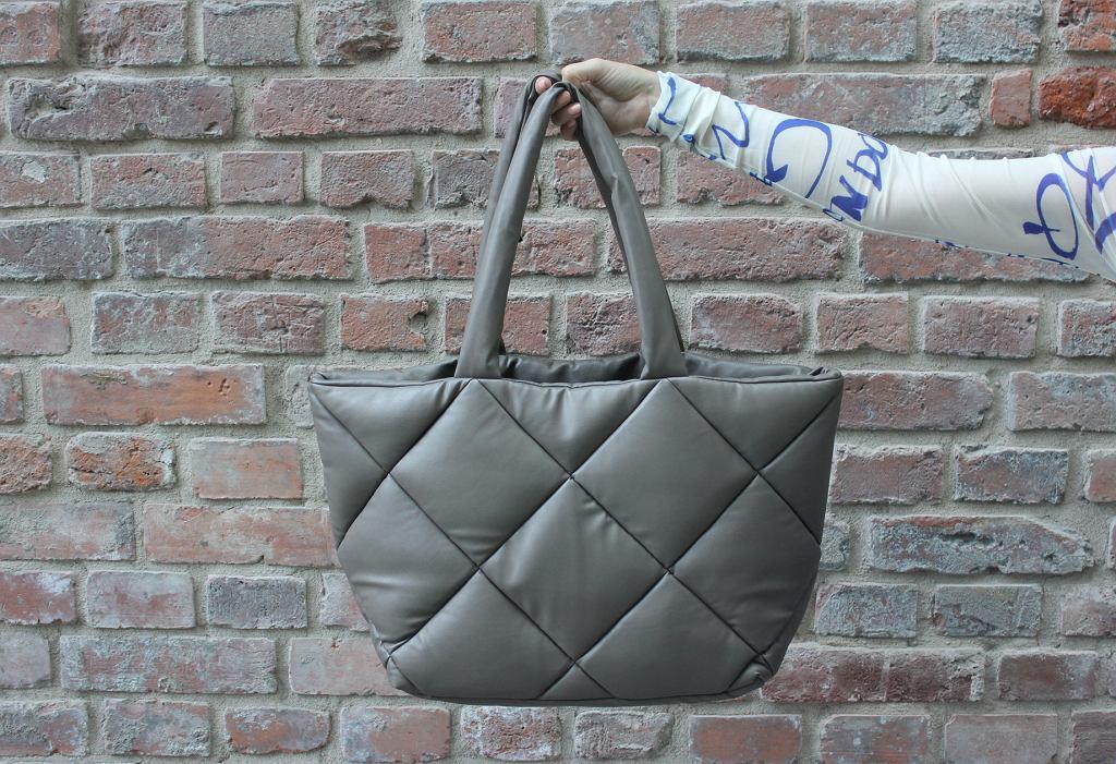 Pikowana torebka H&M