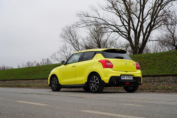 Opinie Moto.pl: Suzuki Swift Sport. Ile jest sportu w Sporcie?