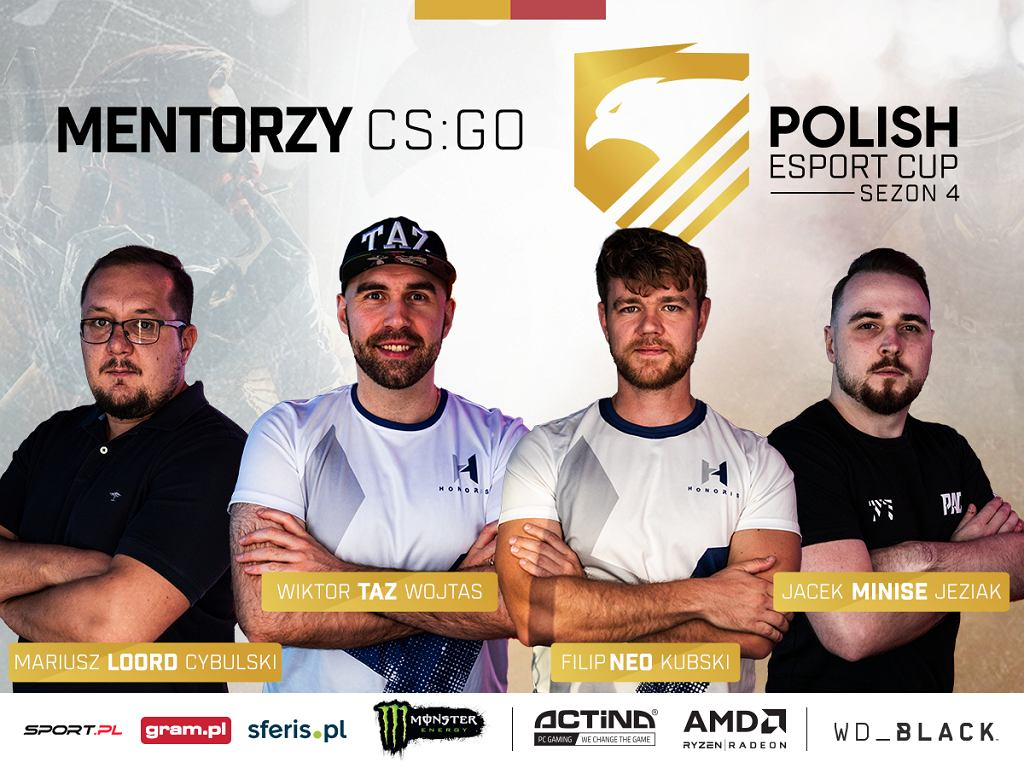 Legendy wkraczają do gry w Polish Esport Cup 4