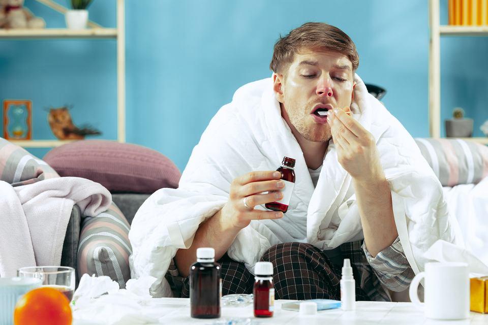 Infekcje łapią osoby, które rzadko przebywają na powietrzu i nie są zahartowane