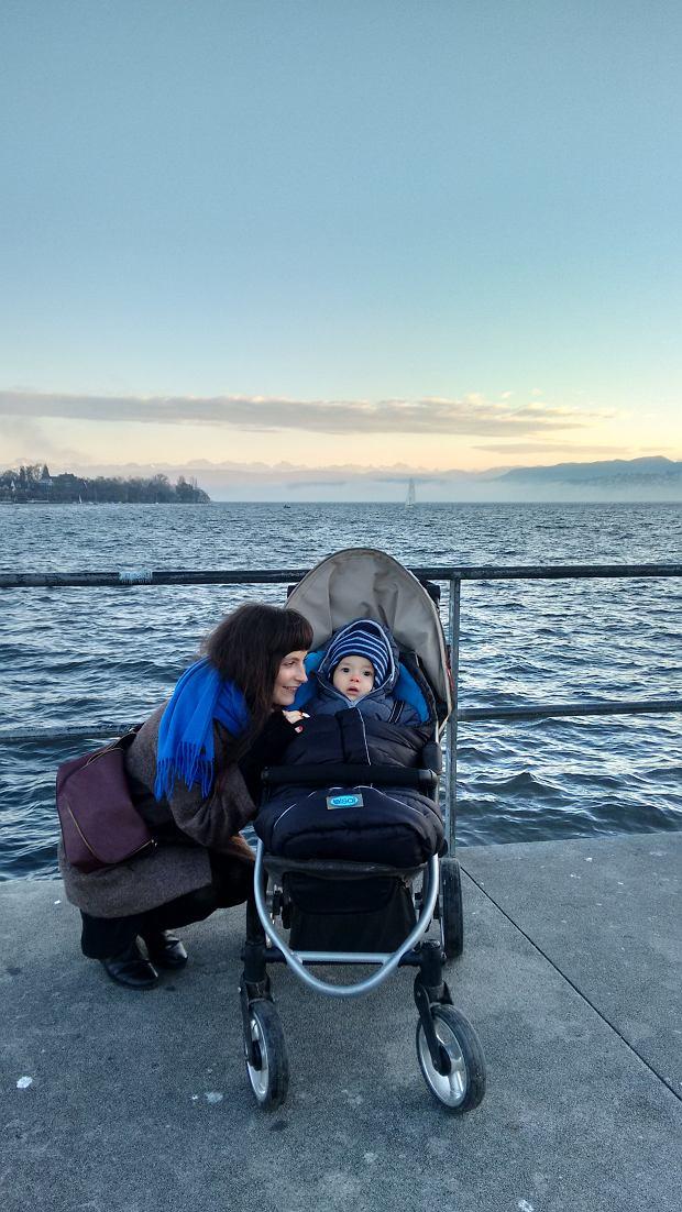 'W Szwajcarii kobiety pracują do prawie rozwiązania ciąży.'