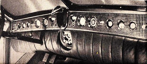 Obecnie Phantom Corsair znajduje się Reno w stanie Nevada, w National Automobile Museum.