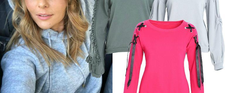 Lekkie bluzy idealne na wczesną wiosnę. To najfajniejsze modele, jakie kupisz przez internet. Tańsze niż myślisz