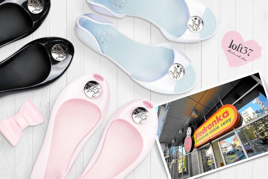 Już niedługo buty LOFT37 kupimy w sieci Biedronka