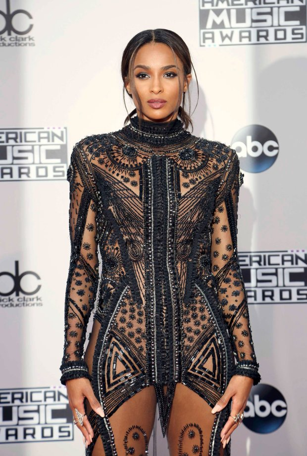 American Music Awards 2015 - Ciara