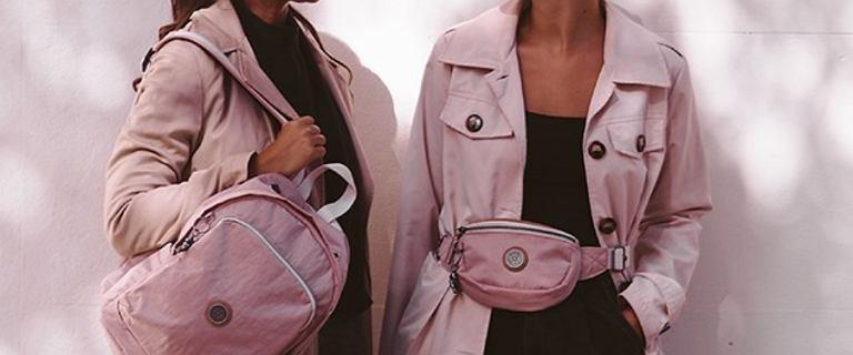 Plecaki i torebki belgijskiej marki -74%! Marka z logo małpki to gwarancja jakości