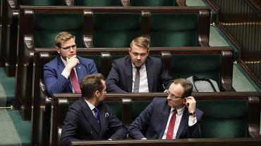 *Drugi dzien 2 posiedzenia Sejmu X kadencji