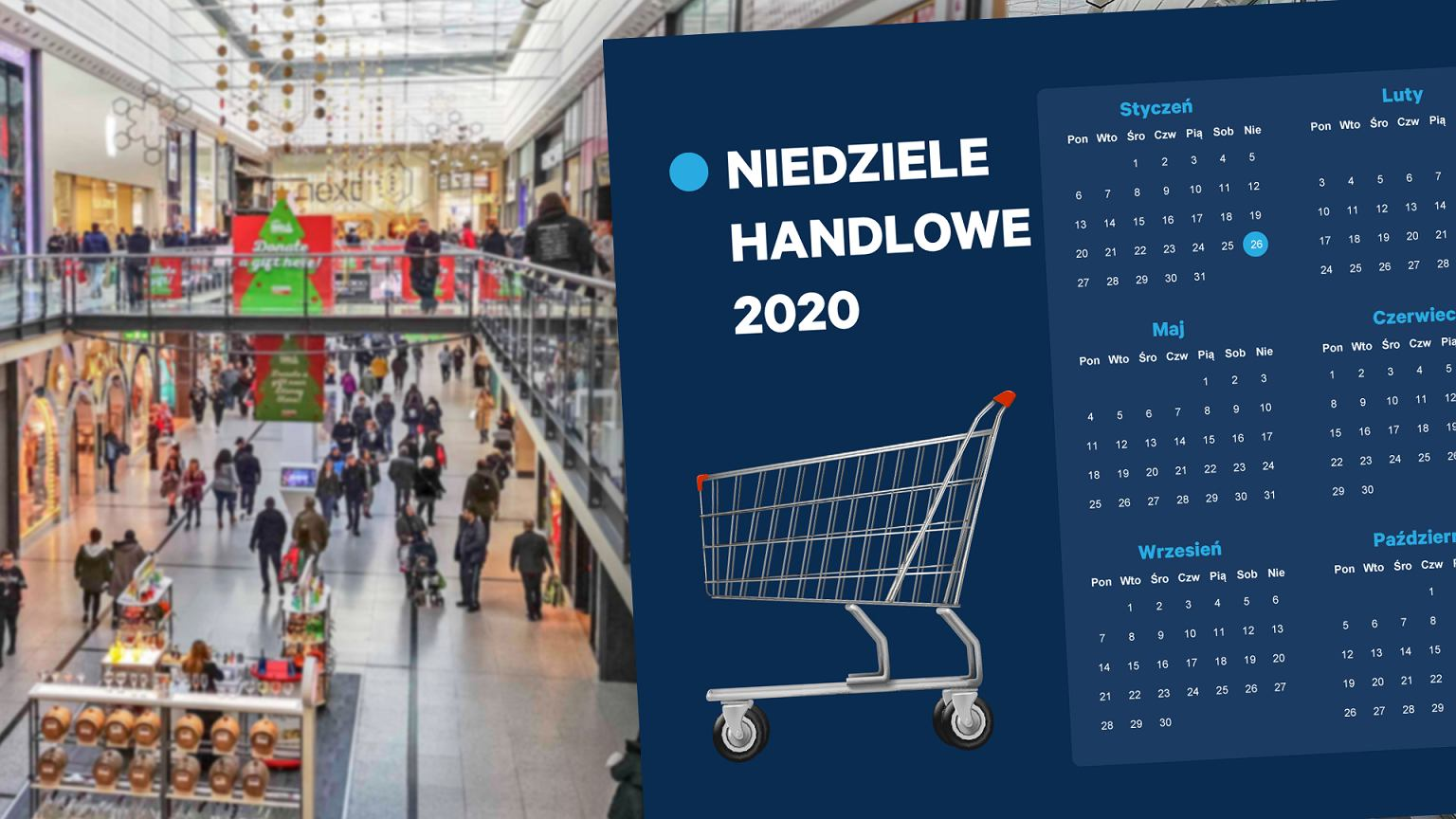 Niedziele handlowe 2020. Rząd jeszcze bardziej zaostrza przepisy. Kiedy zrobimy zakupy? | Biznes na Next.Gazeta.pl