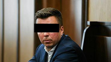 Marek F. jest poszukiwany przez policję