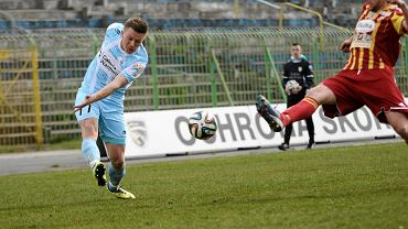 I liga. Stomil Olsztyn - Chojniczanka Chojnice 0:2