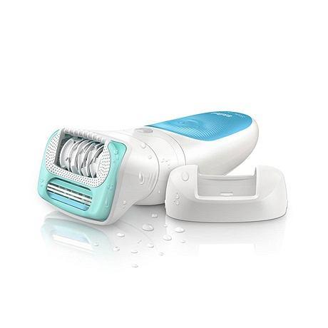 Braun Silk-épil 5 5-511 Wet&Dry - depilator posiadający w zestawie nasadkę dla osób zaczynających depilację